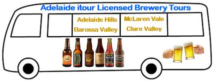 Brewery tours in Adelaide South Australia