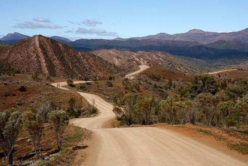 Flinders Ranges Adventure Tour